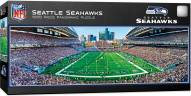 Seattle Seahawks 1000 Piece Panoramic Puzzle