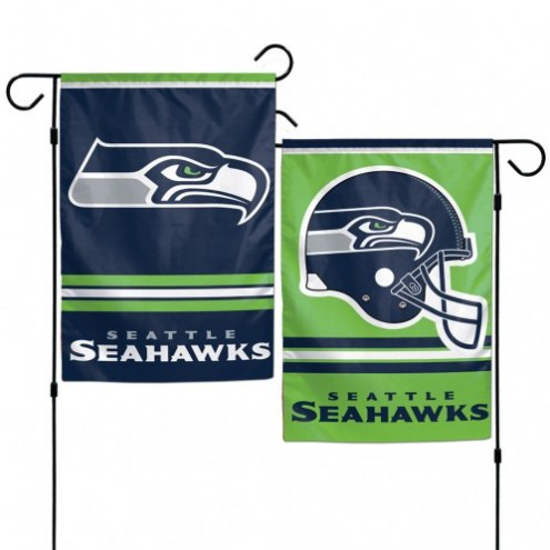 "Seattle Seahawks 11"" x 15"" Garden Flag"
