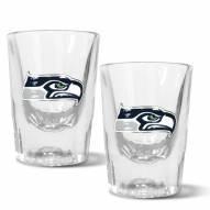 Seattle Seahawks 2 oz. Prism Shot Glass Set