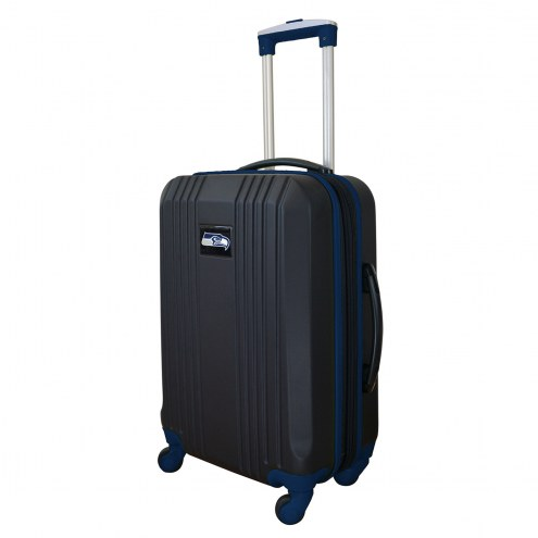 "Seattle Seahawks 21"" Hardcase Luggage Carry-on Spinner"