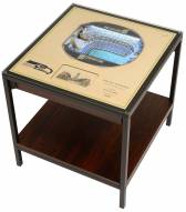 Seattle Seahawks 25-Layer StadiumViews Lighted End Table