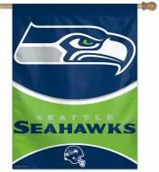 """Seattle Seahawks 27"""" x 37"""" Banner"""