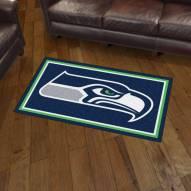 Seattle Seahawks 3' x 5' Area Rug