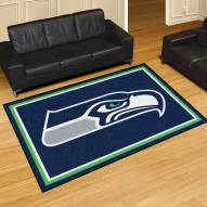 Seattle Seahawks 5' x 8' Area Rug