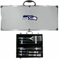 Seattle Seahawks 8 Piece Tailgater BBQ Set