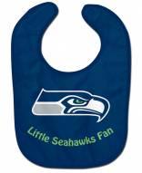 Seattle Seahawks All Pro Little Fan Baby Bib