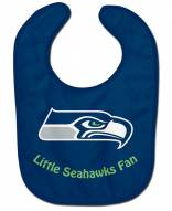 Seattle Seahawks All Pro Little Fan Baby Bib