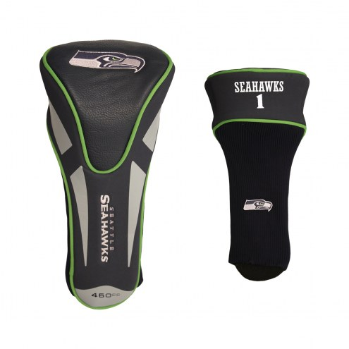 Seattle Seahawks Apex Golf Driver Headcover