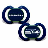 Seattle Seahawks Baby Pacifier 2-Pack