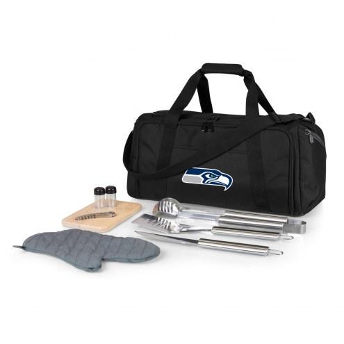 Seattle Seahawks BBQ Kit Cooler
