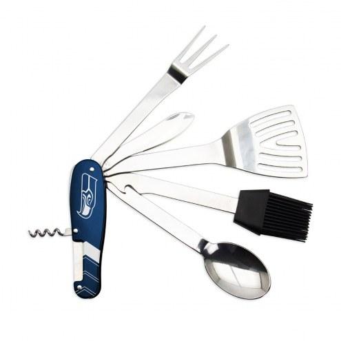 Seattle Seahawks BBQ Multi-Tool