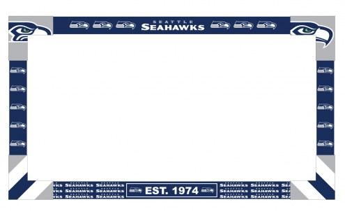Seattle Seahawks Big Game TV Frame