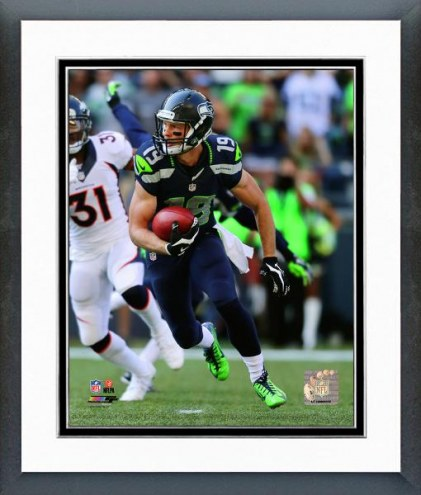 Seattle Seahawks Bryan Walters Action Framed Photo