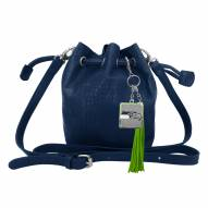 Seattle Seahawks Charming Mini Bucket Bag