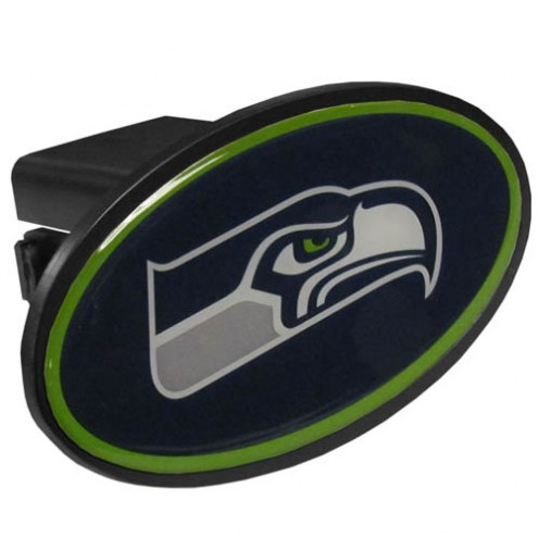 Seattle Seahawks Class III Plastic Hitch Cover