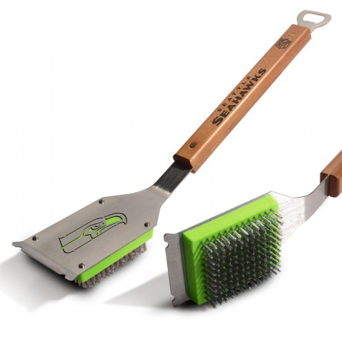 Seattle Seahawks Classic Grill Brush