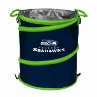Seattle Seahawks Collapsible Laundry Hamper