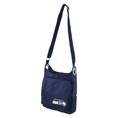 Seattle Seahawks Color Sheen Cross-body Bag
