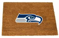Seattle Seahawks Colored Logo Door Mat