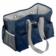 Seattle Seahawks Crosshatch Weekend Bag