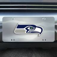 Seattle Seahawks Diecast License Plate