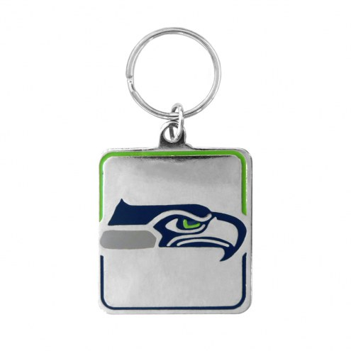 Seattle Seahawks Dog Collar Charm