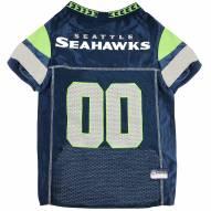 Seattle Seahawks Dog Football Jersey