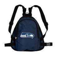 Seattle Seahawks Dog Mini Backpack
