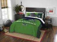 Seattle Seahawks Draft Full/Queen Comforter Set