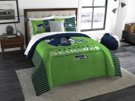 Seattle Seahawks Draft King Comforter Set