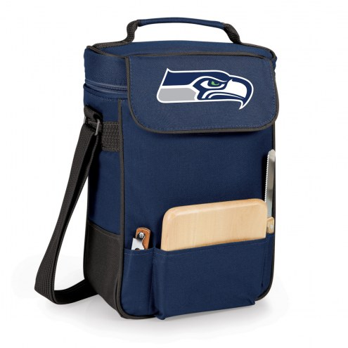 Seattle Seahawks Duet Insulated Wine Bag