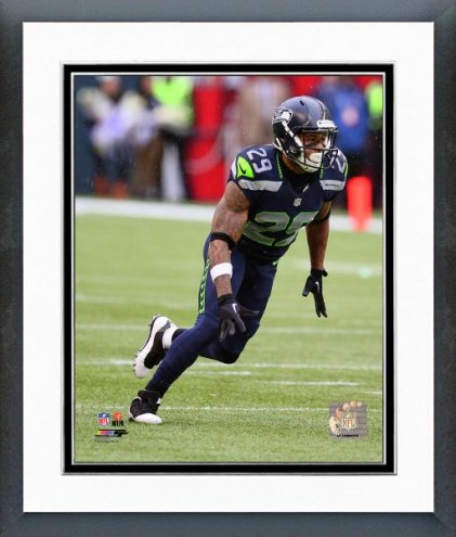 Seattle Seahawks Earl Thomas Action Framed Photo