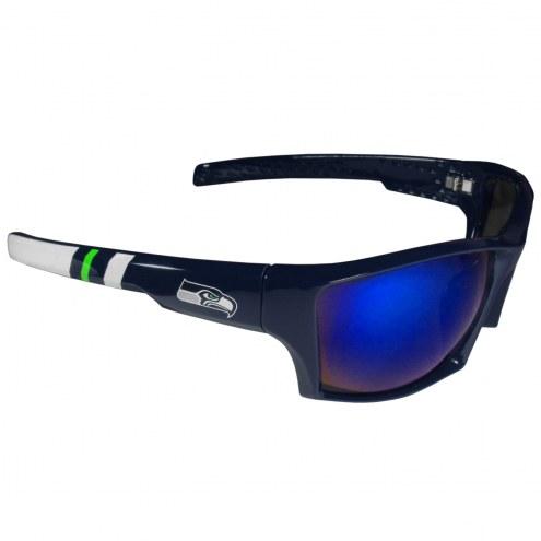 Seattle Seahawks Edge Wrap Sunglasses