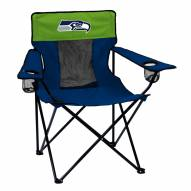 Seattle Seahawks Elite Tailgating Chair
