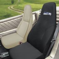 Seattle Seahawks Embroidered Car Seat Cover