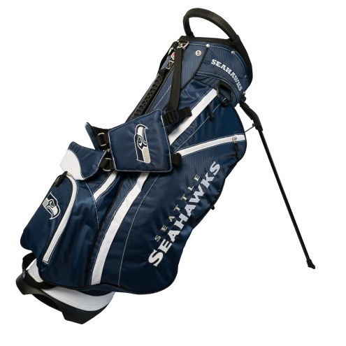 Seattle Seahawks Fairway Golf Carry Bag