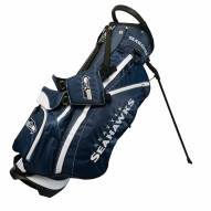Seattle Seahawks Fairway Golf Carry Bag
