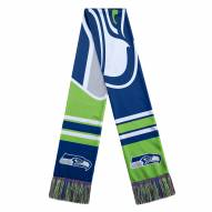Seattle Seahawks Colorblock Big Logo Scarf