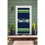 Seattle Seahawks Front Door Cover