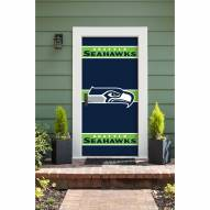 Seattle Seahawks Front Door Cover