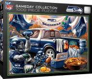 Seattle Seahawks Gameday 1000 Piece Puzzle