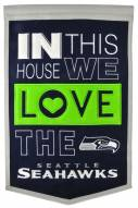 Seattle Seahawks Home Banner