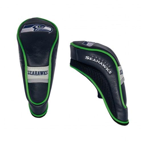 Seattle Seahawks Hybrid Golf Head Cover