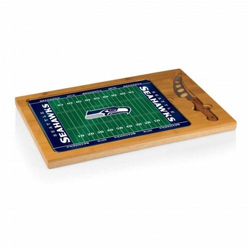 Seattle Seahawks Icon Cutting Board