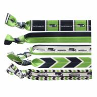 Seattle Seahawks Knotted Hair Tie