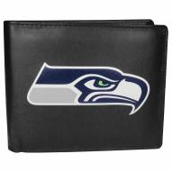 Seattle Seahawks Large Logo Bi-fold Wallet