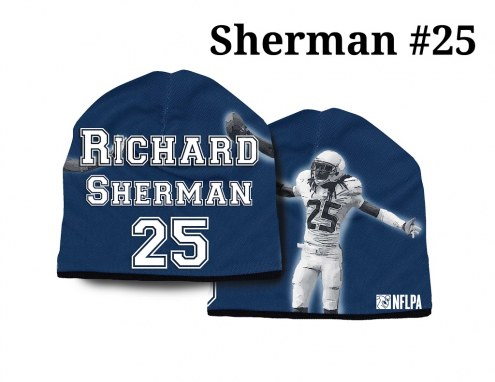 Seattle Seahawks Lightweight Richard Sherman Beanie