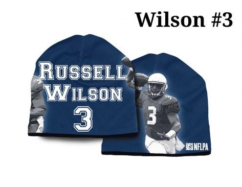 Seattle Seahawks Lightweight Russell Wilson Beanie