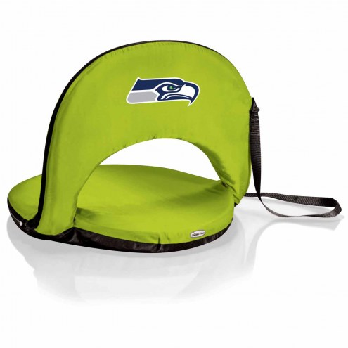 Seattle Seahawks Lime Oniva Beach Chair