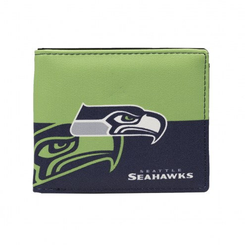 Seattle Seahawks Bi-Fold Wallet